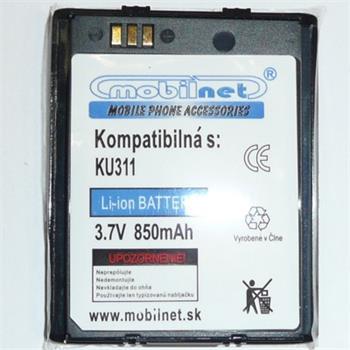 Batéria LG KU311 Li-ion 850mAh