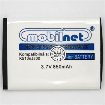 Batéria mobilNET Sony Ericsson K510 850 mAh