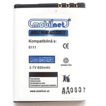 Batéria Nokia 6111 Li-ion 850mAh BL-4D