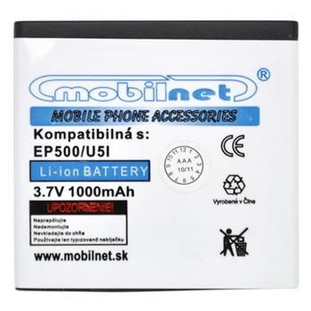 Batéria SonyEricsson EP500 Li-ion 1000mAh