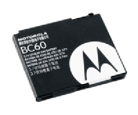 BC60 Motorola baterie 840mAh Li-Ion (Bulk) (SLVR L7, KRZR, V3x)