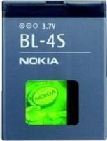 BL-4S Nokia baterie 860mAh Li-Ion (EU Blister) (2680s,3600s,3710f,7020,7100s,7610 Supernova,X3)
