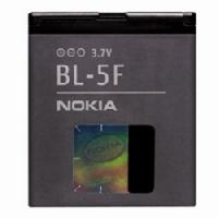 BL-5F Nokia baterie 950mAh Li-Ion (bulk) (6210N,6710N,E65,N93i,N95,N96,6290)