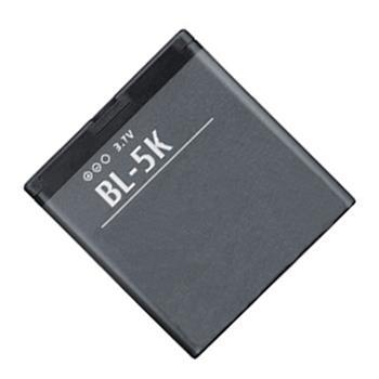 BL-5K Nokia baterie 1200mAh Li-Ion (Bulk) (Oro,C7,N85,N86 8MP,X7-00,701)