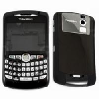BlackBerry 8350i Black Komplet Kryt vč. Klávesnice