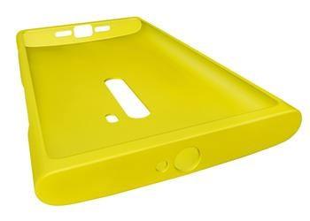 CC-1043 Nokia Lumia 920 Silikonové pouzdro Yellow (EU Blister)