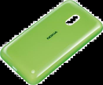 CC-3057 Nokia Lumia 620 Ochranný Kryt Lime Green (EU Blister)