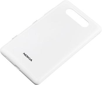 CC-3058 Nokia Lumia 820 ochranný kryt Gloss White (EU Blister)