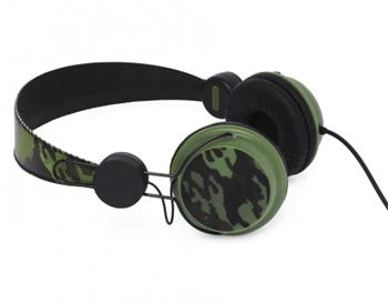 Coloud Stereo Headset Boom Transition Green