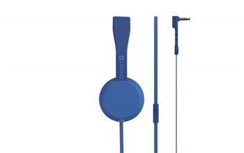 Coloud Stereo Headset Knock Transition Blue
