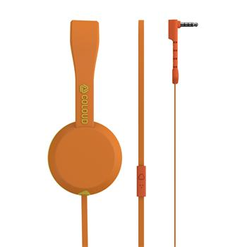 Coloud Stereo Headset Knock Transition Orange