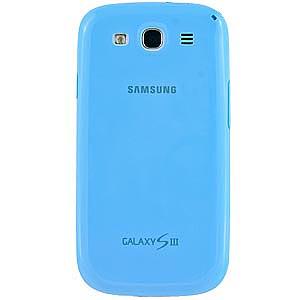 EFC-1G6PLE Samsung Protective Pouzdro pro i9300 Light Blue