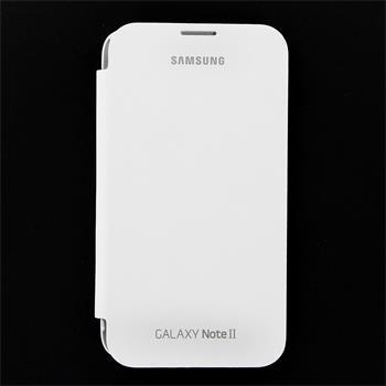 EFC-1J9FW Samsung Flip Pouzdro pro Note 2 (N7100) White s NFC