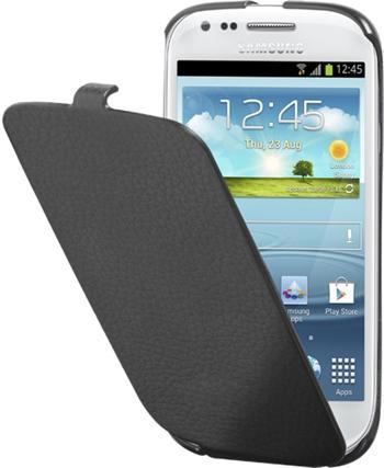 ETUISMI8190 Samsung i8190 S3mini Original Flip Pouzdro Black (EU Blister)