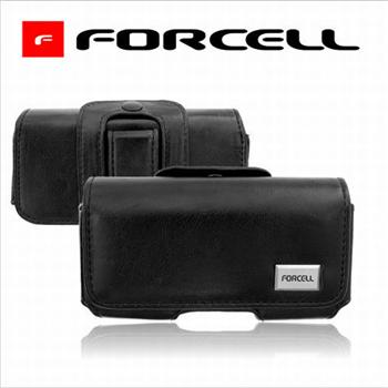 ForCell Classic 100A Vodorovné Pouzdro Black pro iPhone 4/4S, S5830