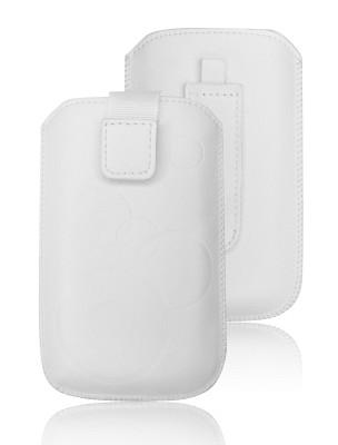 ForCell Deko Pouzdro White pro iPhone 5, 5C, 5S