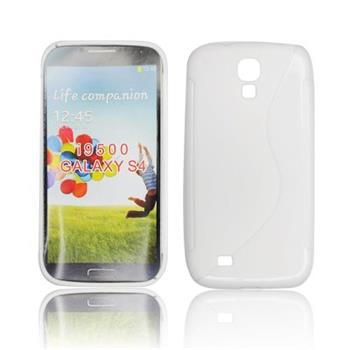 ForCell Zadní Kryt Lux S White pro Samsung i9505 Galaxy S4