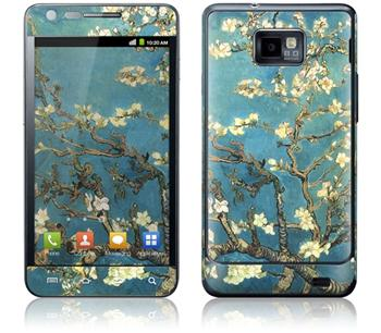 GelaSkins Almond Branches In Bloom Samsung Galaxy SII i9100