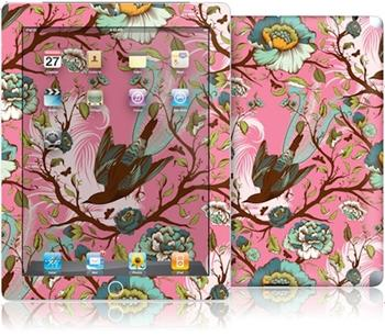 Gelaskins Tail Feathers iPad 2