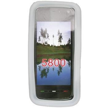 Gumené puzdro na Nokia 5800