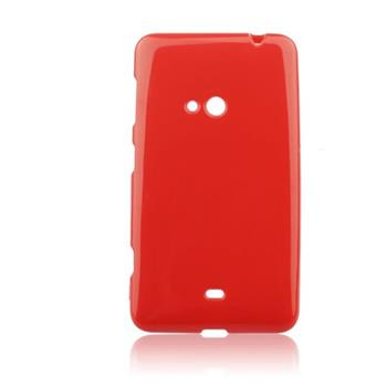 Gumené puzdro Nokia Lumia 620 red