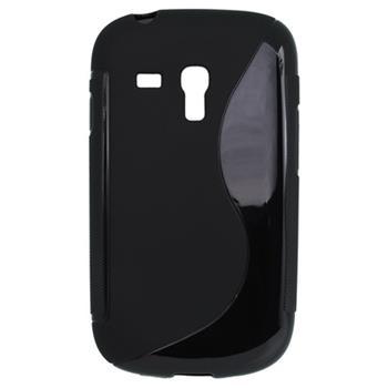 Gumené puzdro S-line Samsung Galaxy S3 Mini i8190/i8195/i8200VE čierne