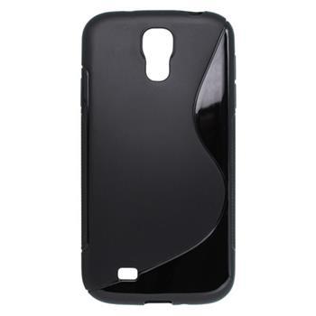Gumené puzdro Samsung Galaxy S4 i9500/i9505 čierne