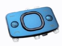 Horní klávesnice Nokia 6700s Petrol Blue