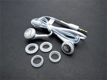 HP-2 Nokia Stereo Headset 3,5mm Ice (Bulk)