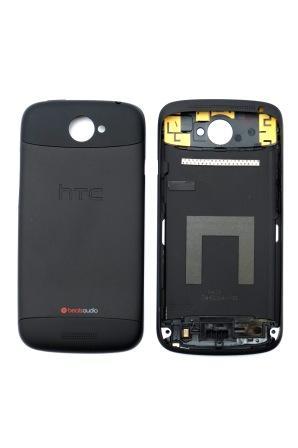 HTC One S Black Kompletní Zadní Kryt