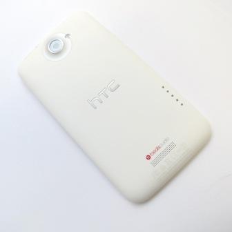 HTC One X White Kompletní Zadní Kryt