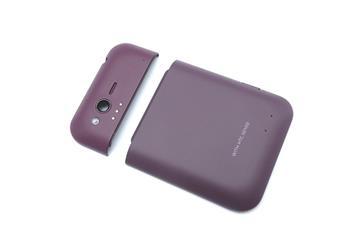 HTC Rhyme Purple Kryt Anteny a Kamery