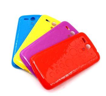 Huawei Original Zadní Kryt Color Shell Yellow pro Ascend G300 (EU Blister)
