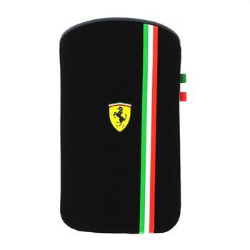 iPhone 3G/3GS/4 FENUV3BL Ferrari Scuderia V3 Pouzdro pro iPhone Black