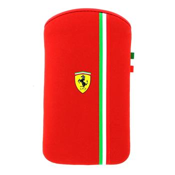 iPhone 3G/3GS/4 FENUV3RE Ferrari Scuderia V3 Pouzdro Red