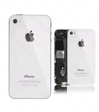 iPhone 4 White Original Zadní kryt