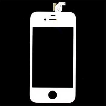 iPhone 4G LCD Display + Dotyková deska White komplet (Original)
