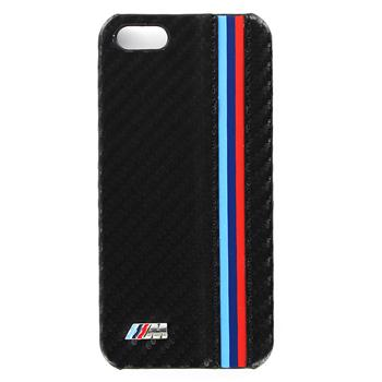 "iPhone 5, 5S BMHCP5MC BMW ""M"" Collection Carbon Zadní Kryt pro (EU Blister)"