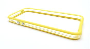 iPhone 5/5S OEM Bumper Yellow Transparent