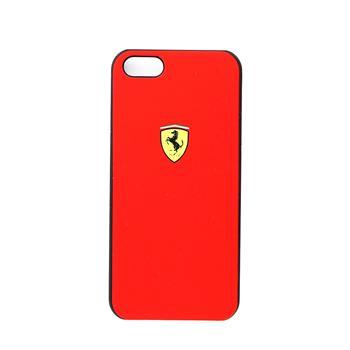 iPhone 5/5S/SE FESCHCP5RE Ferrari Zadní Kryt Red Scuderia