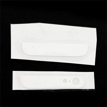 iPhone 5 White Horní a Spodní Štítek