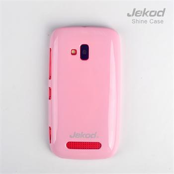 JEKOD Shiny Pouzdro Pink pro Nokia Lumia 610