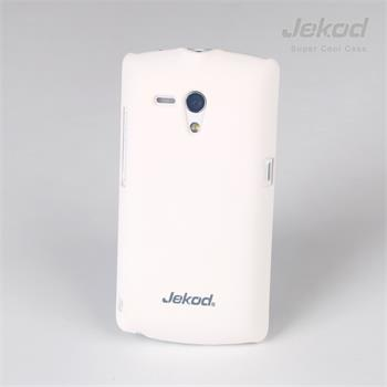 JEKOD Super Cool Pouzdro Biele pro Sony Xperia Neo L MT25i