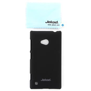 JEKOD Super Cool Pouzdro Black pro Nokia Lumia 720