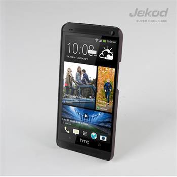 JEKOD Super Cool Pouzdro Brown pro HTC ONE/M7