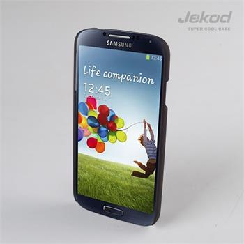 JEKOD Super Cool Pouzdro Brown pro Samsung i9500 Galaxy S4