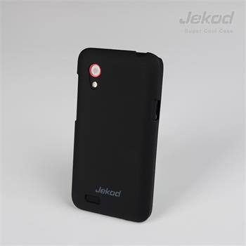 JEKOD Super Cool Pouzdro Čierne pro HTC Desire VT