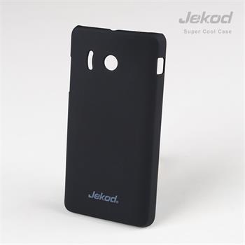 JEKOD Super Cool Pouzdro Čierne pro Huawei Ascend Y300