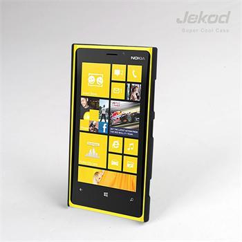 JEKOD Super Cool Pouzdro Čierne pro Nokia Lumia 920