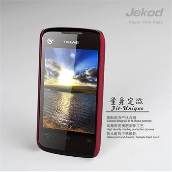 JEKOD Super Cool Pouzdro Red pro Huawei Ascend Y200T